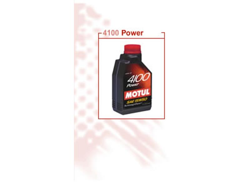 MOTUL 4100 POWER 15W50 2L