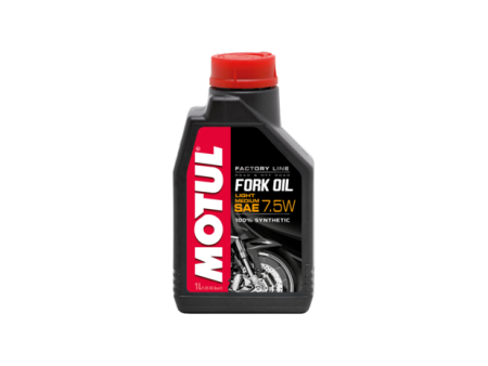 MOTUL FORK OIL F.L. LIGHT/ MEDIUM 7,5W