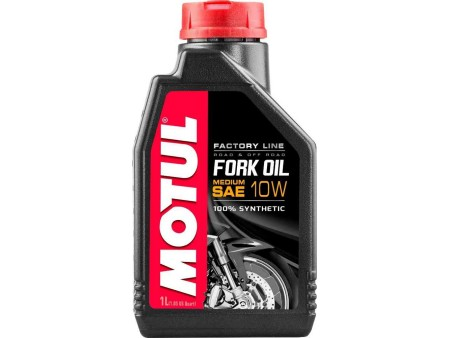 MOTUL FORK OIL F.L. MEDIUM 10W